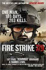 64232 - Grahame-Lewis, P.-D. - Fire Strike 7/9. One Man. 180 Days. 203 Kills