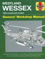 64237 - Howard, L. - Westland Wessex. Owner's Workshop Manual. 1958 onwards (all models)