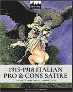 64280 - Cristini, L.S. cur - 1915-1918 La satira pro e contro l'Italia - 1915-1918 Italian pro and cons satire