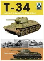 64412 - Oliver, D. - T-34. Russia's Armored Spearhead - TankCraft 05