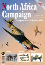 64463 - AAVV,  - Airframe Extra 09: North Africa Campaign 10th June 1940 to 13th May 1943