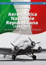 64485 - Gil Martinez, E.M. - Library of Armed Conflicts 03: Aeronautica Nazionale Repubblicana 1943-1945. The Aviation of the Italian Social Republic