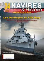 64500 - Druel, J. - HS Navires&Histoire 34: Les Destroyers de l'US Navy Tome 3: Les Benson, Gleaves et Fletcher a l'epreuve du feu