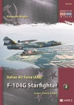 64569 - Maglio, P. - Italian Air Force (AMI) F-104G Starfighter Colour Photo Album - Aircraft of the Cold War 02