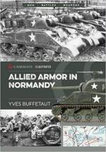 64634 - Buffetaut, Y. - Allied Armor in Normandy - Men, Battles, Weapons