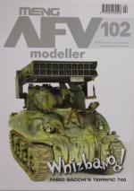 64898 - AFV Modeller,  - AFV Modeller 102. Whizbang!