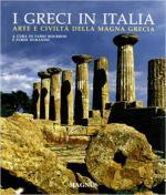 64955 - Bourbon-Durando, F.-F. cur - Greci in Italia. Arte e civilta' della Magna Grecia - Cofanetto (I)