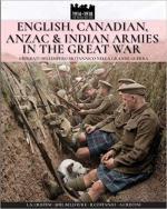 65019 - Cristini-Bellviure, L.S.-J. - Soldati dell'Impero britannico nella Grande Guerra - English, Canadian, ANZAC and Indian armies in the great war