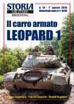 65076 - Cappellano-Esposito-Guglielmi, F.-F.-D. - Carro armato Leopard 1 - Storia Militare Briefing 10 (Il)