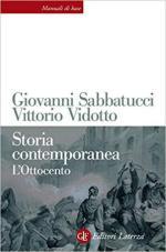 65138 - Sabbatucci-Vidotto, G.-V. - Storia contemporanea. L'Ottocento