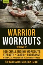 65161 - Smith, S. - Warrior Workouts. Vol 2: The Complete Program for Year-Round Fitness Featuring 100 of the Best Workouts