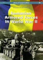 65241 - Gil Martinez, E.M. - Library of Armed Conflicts 05: Romanian Armored Forces in World War II
