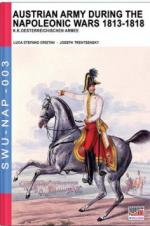 65344 - Trentsensky-Cristini, J.-L.S. - Austrian Army during the Napoleonic Wars 1813-1818. K.K.Oesterreichischen Armee