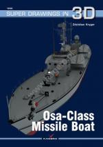 65428 - Krygier, Z. - Super Drawings 3D 66: Osa-class Missile Boat