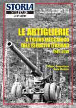 65480 - Cappellano-Mosolo, F.-E. - Artiglierie a traino meccanico dell'Esercito Italiano 1945-2018 - Storia Militare Dossier 40 (Le)