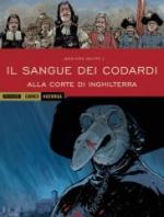 65503 - Delitte, J.Y. - Historica Vol 69: Il sangue dei codardi. Alla corte di Inghilterra