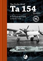 65593 - Franks, R.A. - Airframe Detail 06: Focke-Wulf Ta 154 Moskito. A Technical Guide