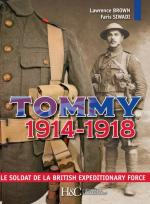 65619 - Brown-Siwadi, L.-F. - Tommy 1914-1918. Le soldat de la British Expeditionary Force