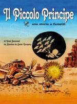 65699 - Jannuzzi, E - Piccolo Principe. Una storia a fumetti (Il)