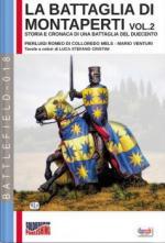65937 - AAVV,  - Battaglia di Montaperti Vol 2. Storia e cronaca di una battaglia del Duecento (La)