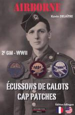 65951 - Delaitre, K. - Airborne 2eme GM-WWII. Ecussons de chalots - Cap Patches