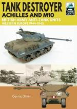 66053 - Oliver, D. - Tank Destroyer Achilles and M10. British Army Anti-Tank Units, Western Europe, 1944 - 1945 - TankCraft 14