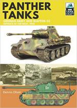 66054 - Oliver, D. - Panther Tanks. Germany Army and Waffen SS, Defence of the West - TankCraft 18