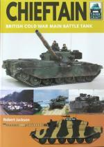 66055 - Jackson, R. - Chieftain. Bitish Cold War Main Battle Tank - TankCraft 15