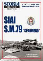 66111 - Bianchi-Marzati, F.-A. - SIAI S.M. 79 'Sparviero' - Storia Militare Briefing 14