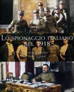 66166 - Cadeddu-Gaspari, L.-P. - Spionaggio italiano nel 1918 (Lo)