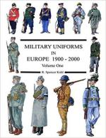66204 - Kidd, R.S. - Military Uniforms in Europe 1900-2000 Vol 1