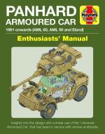 66223 - Ware, P. - Panhard Armoured Car. 1961 onwards (AML 60, AML 90 and Eland) Enthusiasts' Manual