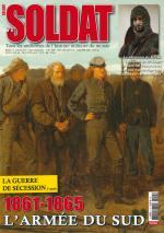 66248 - Jouineau et al., A. - Soldat 11. La Guerre de Secession 1861-1865 L'Armee du Sud