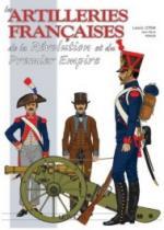 66260 - Letrun-Mongin, L.-J.M. - Artilleries francaises de la Revolution et du Premier Empire (Les)