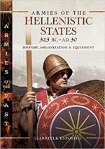66408 - Esposito, G. - Armies of the Hellenistic States 323 BC to AD 30. History, Organization and Uniforms