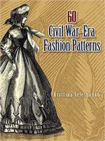66458 - Seleshanko, K. - 60 Civil War-Era Fashion Patterns