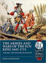 66612 - Chartrand, R. - Armies and Wars of the Sun King 1643-1715 Vol 2. The Infantry of Louis XIV (The)