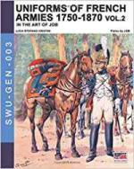 66616 - Cristini-Job, L.S. - Uniforms of French armies 1750-1870 in the Art of Job Vol 2