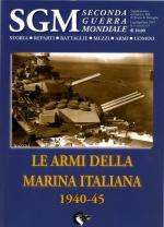 66819 - Poggiali, L. - Armi della Marina italiana  1940-45