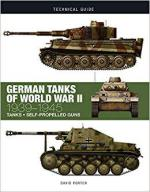 67000 - Porter, D. - German Tanks of World War II 1939-1945. Tanks - Self-Propelled Guns