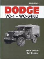 67026 - Becker-Dentzer, E.-G. - Dodge VC-1 - WC-64KD 1940-1945