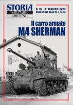 67326 - Guglielmi-Pieri, D.-M. - Carro armato M4 Sherman - Storia Militare Briefing 19 (Il)