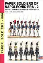 67336 - Cristini, L.S. cur - Paper soldiers of Napoleonic era Vol.2: Prusse and German Allied from the Vinkhuijzen Collection