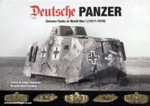 67390 - de Diego Vaquerizo-Recio Cadorna, C.-R. - Deutsche Panzer. German Tanks in World War I (1917-1918)