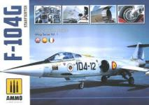 67600 - Ramirez Gomez, M. - Visual Modelers Guide Wings Series Vol 1 F-104G Starfighter
