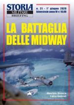67710 - Brescia-Galbiati, M.-F. - Battaglia delle Midway - Storia Militare Briefing 21 (La)