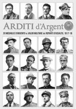 67786 - Roseano-Bolllini et al., R.-G. - Arditi d'Argento. 20 Medaglie d'Argento al Valore Militare dei Reparti d'Assalto 1917-18