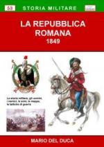 67887 - Del Duca, M. - Repubblica Romana 1849 (La)