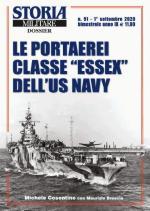 67924 - Cosentino-Brescia, M.-M. - Portaerei Classe 'Essex' dell'US Navy (Le) - Storia Militare Dossier 51