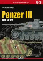 67993 - Draminski, S. - Top Drawings 093: Panzer III Ausf. J/L/M/K